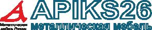 Металлическая мебель Ставрополь, ЮФО и  СКФО. Apiks26. Металлические стеллажи в Ставрополе от производителя.